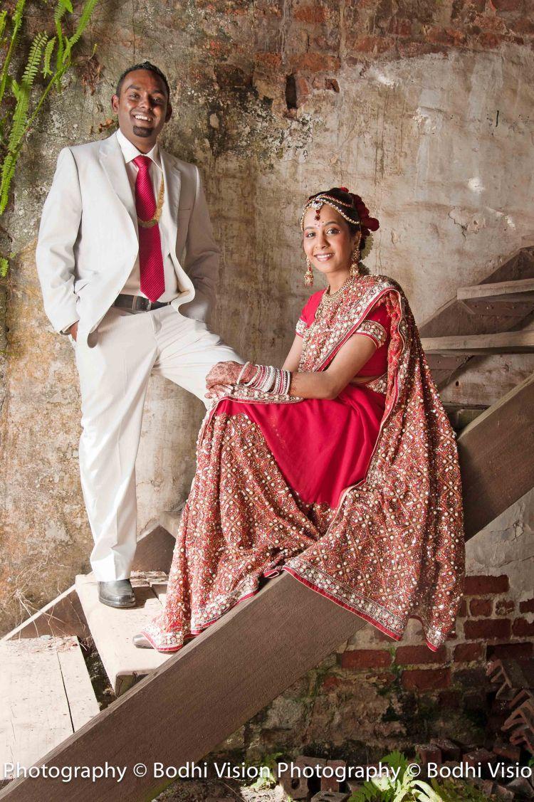Kamen Amp Subeshinis Tamil Wedding