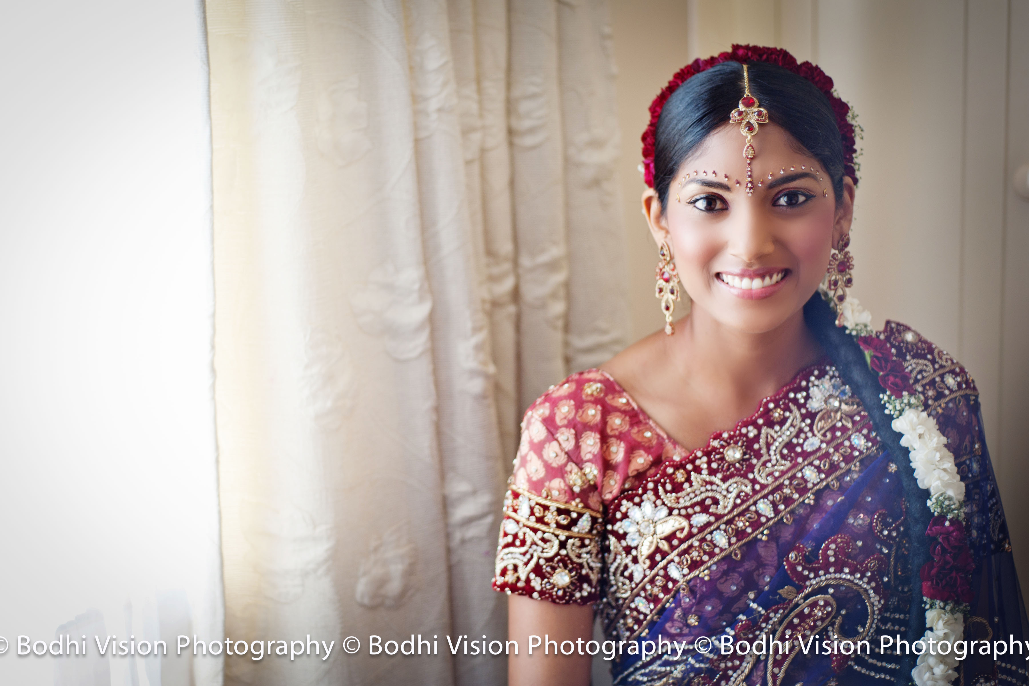 beautiful tamil bride!!! | south indian bridal hairstyles