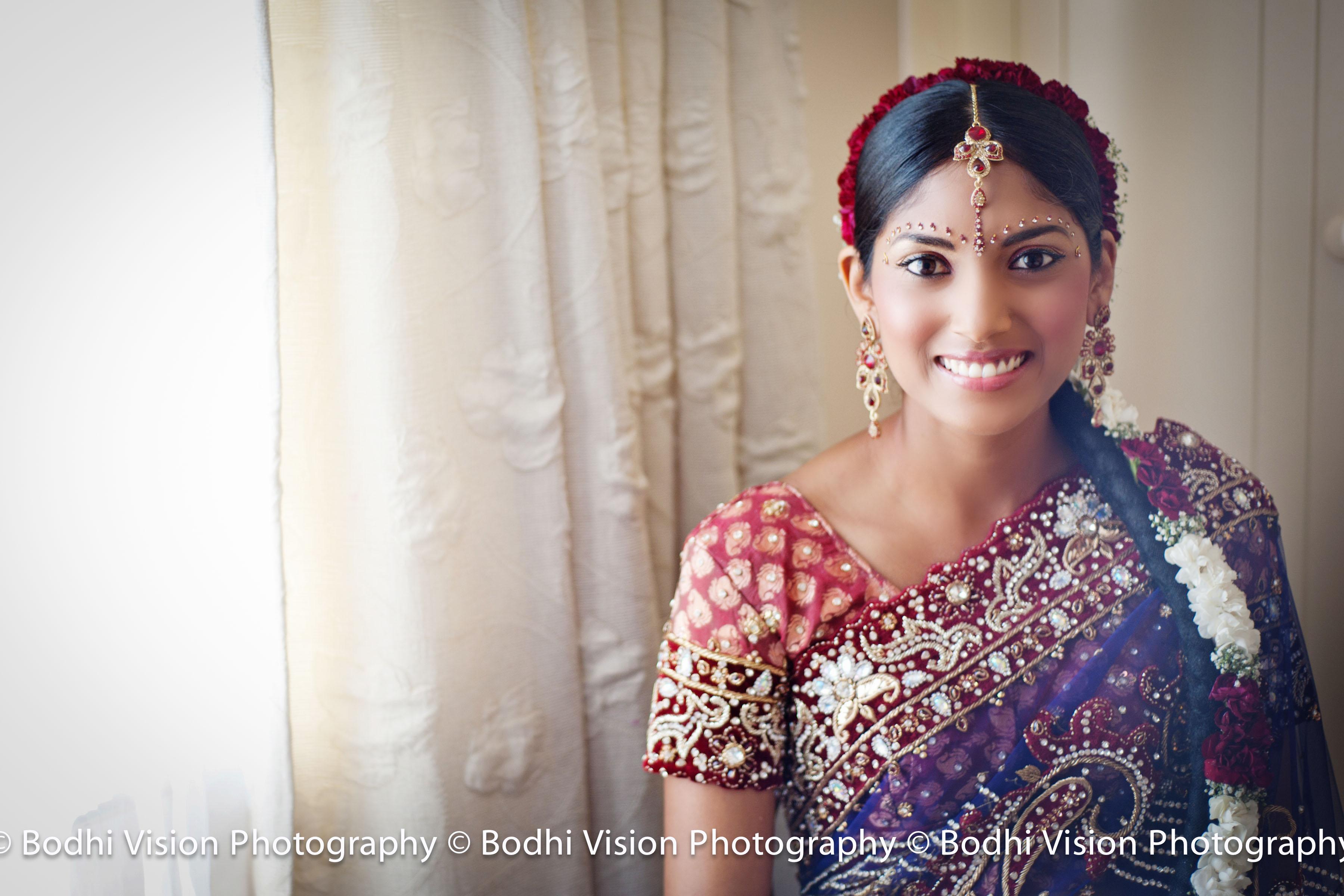 Beautiful Tamil Bride Indian Bridal Hairstyles