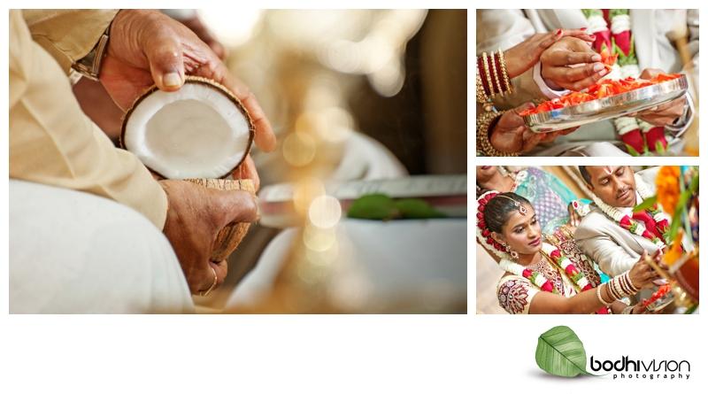 Bodhi Vision Photography, Tamil Wedding, Durban, Vashnie Singh, Indian Bride & Groom, Kendra Hall