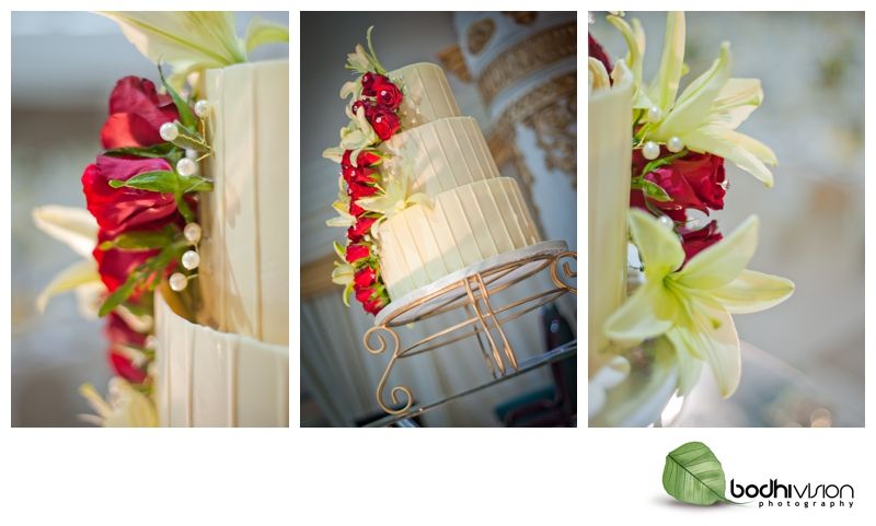 Bodhi Vision Photography, Indian Wedding Cake, Sugar Coasted Cakes, Sasha Naidoo, Vashnie Singh
